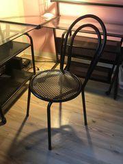 Eck-Scheibtisch incl Stuhl und 2