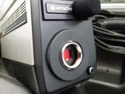Alte Color Videokamera von Hitachi