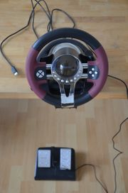 HAMA PS3 PC Racing Wheel