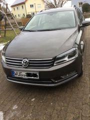 Volkswagen Passat Variant 2 0