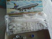 Revell Douglas DC-10-30 Lufthansa