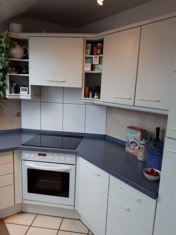 Schön Komplette Küche Gebraucht Zeitgenössisch - Wohnzimmer ...