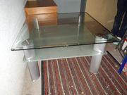 Super Wohnzimmer Glastisch