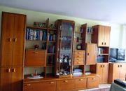 Schrankwand / Wohnzimmerschrank Massivholz