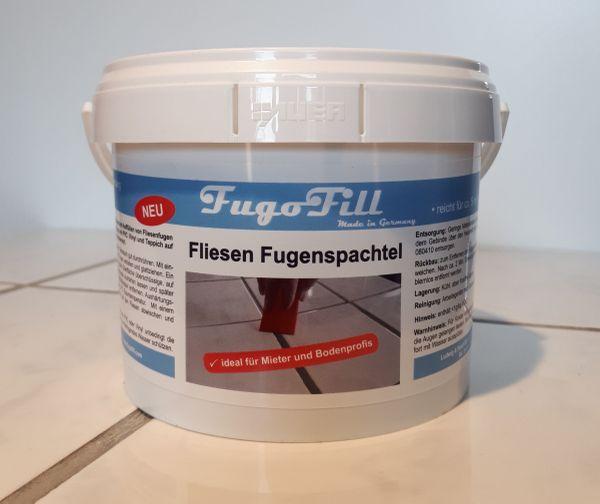 Erst FugoFill Dann Vinyl Auf Alte Fliesen Verlegen In Mietwohnung In - Mietwohnung fliesen legen