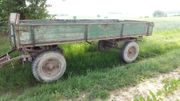 Traktoranhänger Zweiseitenkipper Kipper