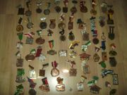 200 Medals Medallien Orden Wanderordern