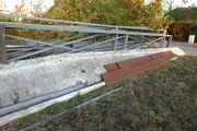 1 Betonbinder für Satteldach