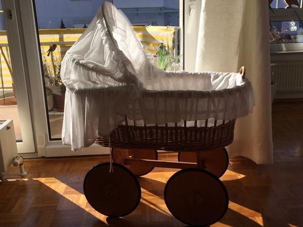 Alvi stubenwagen himmel anleitung himmelstange babybett ikea