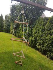 Kletterkorb Kinder Holz