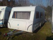Knaus Wohnwagen QDK 500 mit