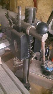 Wabeco Bohr Frässtander mit 2-Achsen