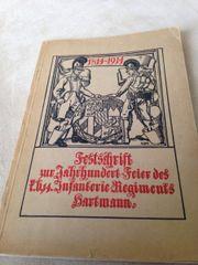 Konvolut von 1914