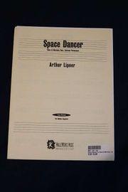Space Dancer von Arthur Lipner