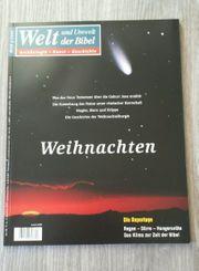 Zeitschrift Welt und Umwelt der
