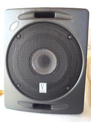 Aktivverstärker Voice system
