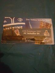 Seltene Trucks Schalke Pokalsieger 2001