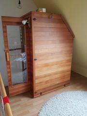 Sauna - zwei Personen