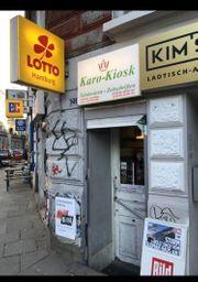 Karo Kiosk und Lotto wegen