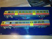 Triebwagen Montafonerbahn
