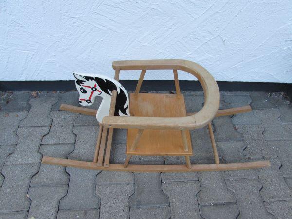 Altes schaukelpferd kaufen altes schaukelpferd gebraucht for Schaukelstuhl 50er 60er