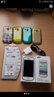 Samsung Galaxy S III Mini. gebraucht kaufen  Erfweiler