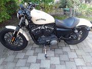 Harley Davidson Sportster ALARM ABS