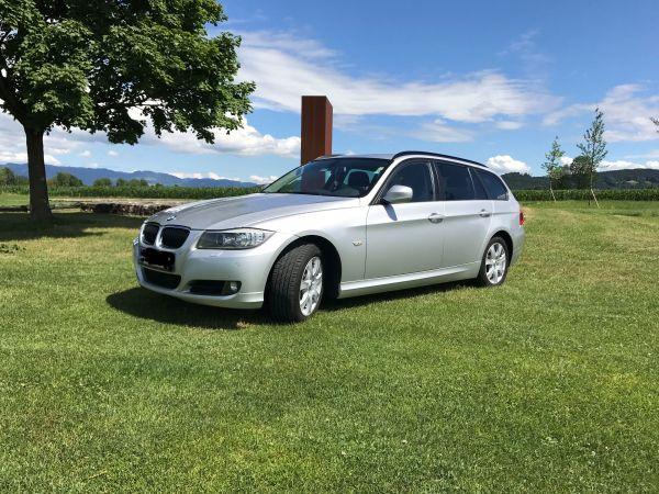 Verkaufe BMW 318d » BMW 316 - 318