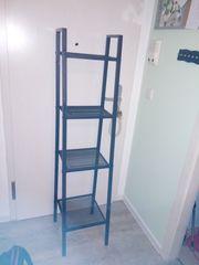2 Ikea-Metallregale Lerberg