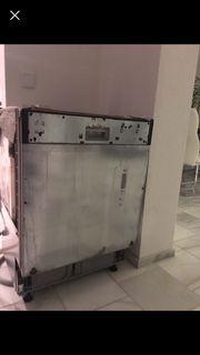 Geschirrspülmaschine Neff.