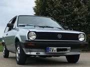 VW Polo Movie 86c Oldtimer