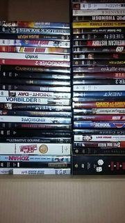 DVD s Filme DVD-Sammlung