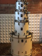 Sonor ProLite Cream White Stage