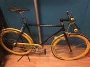 Borussia Dortmund BVB Singlespeed Fahrrad