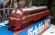 3143 Märklin NSB Norwegische Diesel-Lok