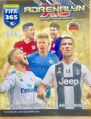 FIFA 365 Adrenalyn XL Karten