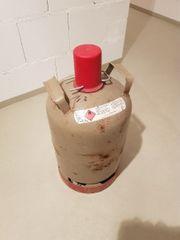 11kg Propangas Flasche leer
