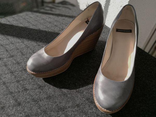 Plateau Schuhe von Vagabond (39) gebraucht kaufen  60528 Frankfurt