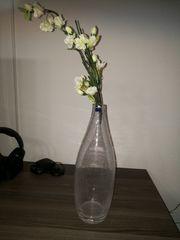 leonardo vase mit wassertropfenmuster 40cm