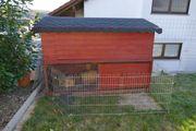 Kleintierhaus für draussen