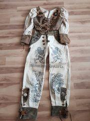 Trachtenledermieder mit Hose