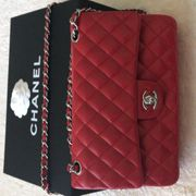 Chanel Timeless Double Flag Bag