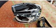 Motorradhelm Antifog Brille Crosshelm Enduro