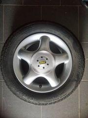 ATS-Alufelgen mit Reifen 165 70 R13