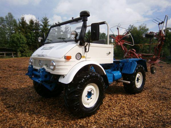unimog 406 cabrio agrar in weil der stadt traktoren. Black Bedroom Furniture Sets. Home Design Ideas