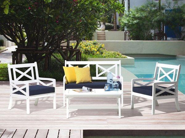Gartenmöbel Weiß Holz Set ~ Holz gartenmöbel weiss beeindruckend sehr gehend od inspiration