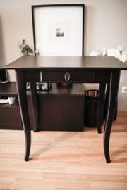 tisch schwarzbraun gebraucht kaufen nur 3 st bis 70 g nstiger. Black Bedroom Furniture Sets. Home Design Ideas