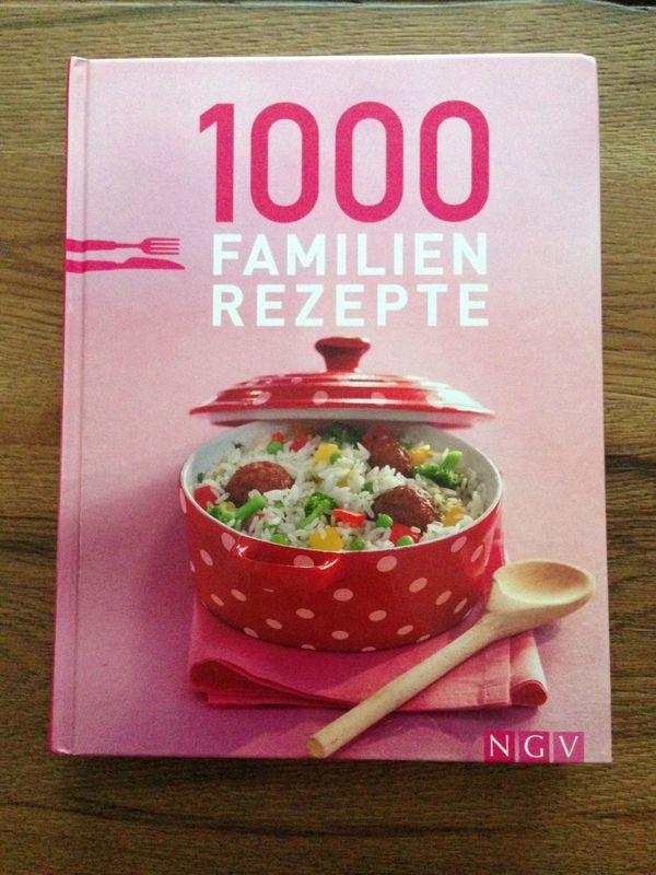 Kochbuch, 1000 Familienrezepte, Küche, Kochen, NGV in ...