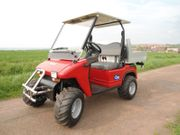 Elektroauto Golfcar Car Melex XTR