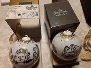 Andy Warhol - Weihnachtsglocke und Kugel -